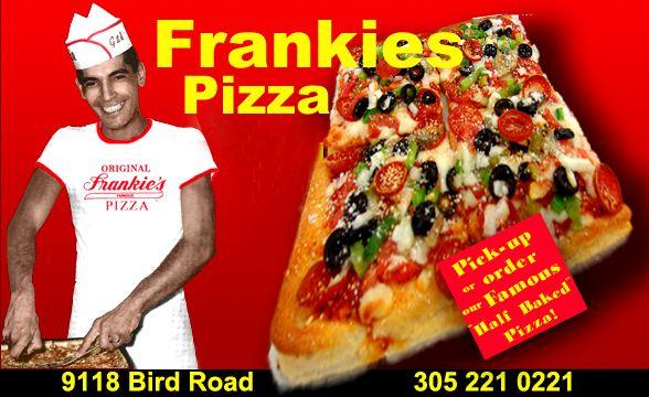 Frankies Original Famous Pizza Since 1955